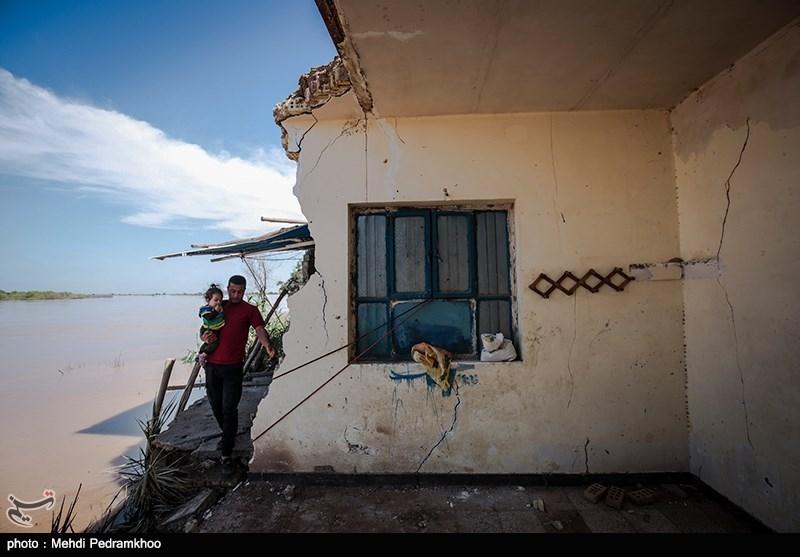 سیل تاکنون 57 کشته و 478 مصدوم برجای گذاشته است