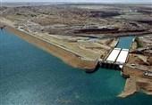آخرین وضعیت ورودی خروجی آب سدهای خوزستان+جدول