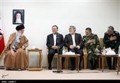 روایت سرلشکر جعفری از جلسه ویژه مسئولان با امام خامنهای در رابطه با سیل