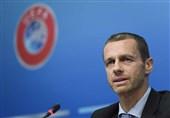 چفرین با تأیید رسمی تعویق یورو 2020: به عنوان مدیران فوتبال مسئول حفاظت از سلامت مردم هستیم