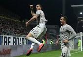 فوتبال جهان یوونتوس باز هم بدون رونالدو به برتریهایش ادامه داد