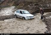 راه دسترسی 44 روستا سیل زده لرستان همچنان مسدود است