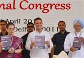 راهول گاندی: تعداد نیروهای نظامی در کشمیر را کاهش خواهیم داد