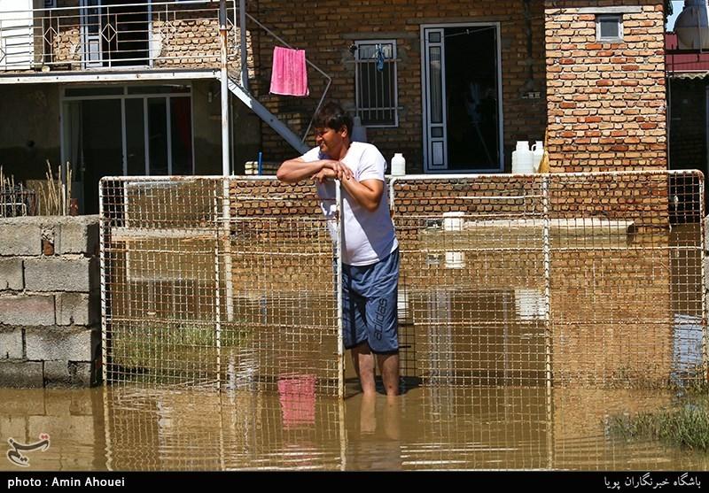 بارشهای پاییزی و دلنگرانیهای ناتمام سیلزدگان گلستانی / چادرنشینی 7 ماهه برخی ساکنان ترکمنصحرا