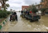 سرپرست استانداری گلستان: وضعیت آققلا نگران کننده نیست؛ جلوی ورود سیلاب به شهر گرفته میشود