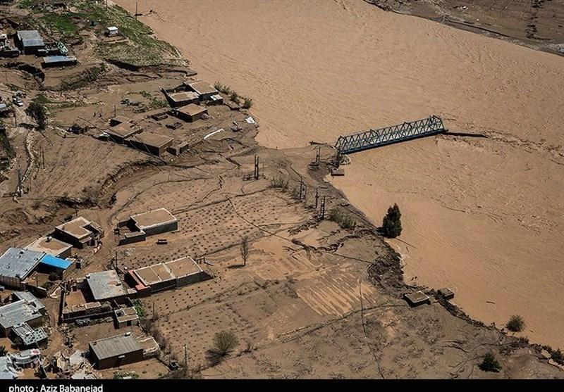 بیتوجهی به پدافند غیرعامل سبب خسارت سیل در استان لرستان شد