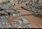ورود یگان ویژه پلیس برای کمک به سیلزدگان