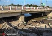 خوزستان 6 سیل بند جدید در آبادان ایجاد میشود