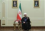 روحانی در دیدار وزیر خارجه آلمان: ایران با تحریم در بنبست قرار نخواهد گرفت/ اروپا به تعهدات خود در برجام عمل کند