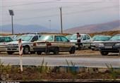 اخبار اربعین 98 |40 درصد ظرفیت پارکینگ مهران پرشد