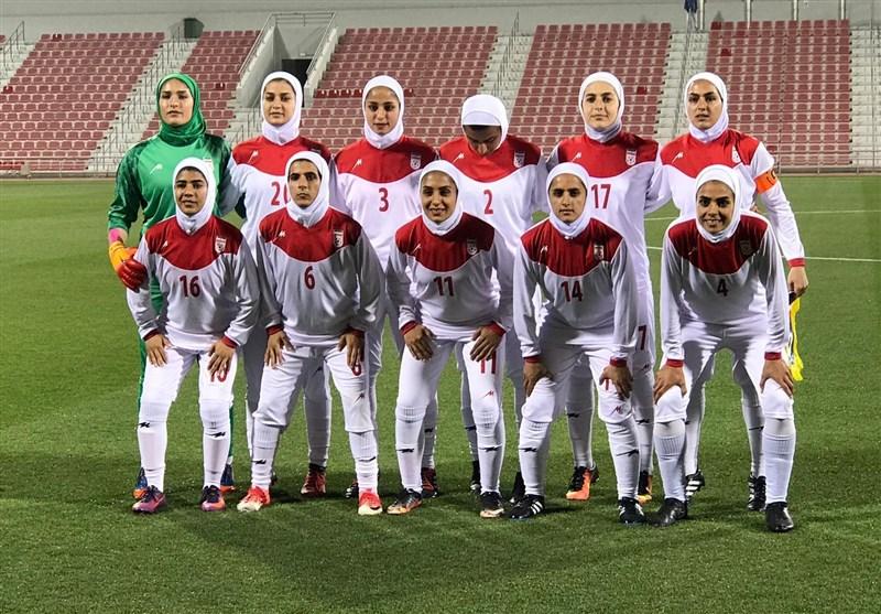 بازگشت تیم ملی بانوان ایران به ردهبندی فیفا در جایگاه هفتادم