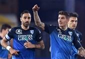 فوتبال جهان با شکست ناپولی، یوونتوس در آستانه قهرمانی در سری A قرار گرفت