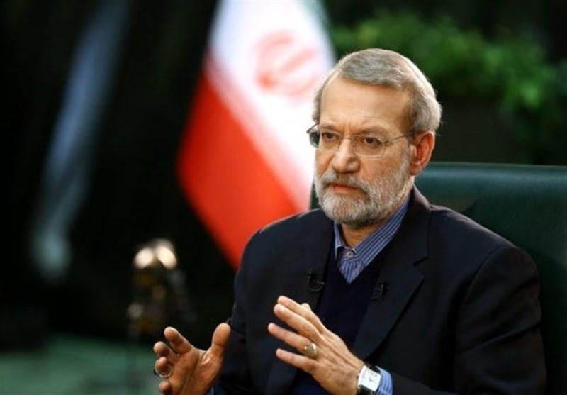 لاریجانی: پرونده حذف سود مرکب بسته نشده است