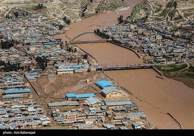 ایران کے صوبے لرستان میں سیلاب