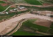 سیلاب 60میلیارد تومان به منابعطبیعی شهرستان کوهدشت خسارت زد