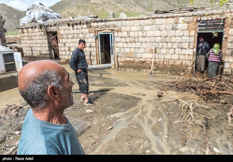 تازهترین اخبار بارندگی ایران|راهآهن اندیمشک به اهواز مسدود شد/ شکسته شدن سیل بند نخست روستای غزاویه/ سامانه بارشی لرستان را فرا میگیرد + تصاویر