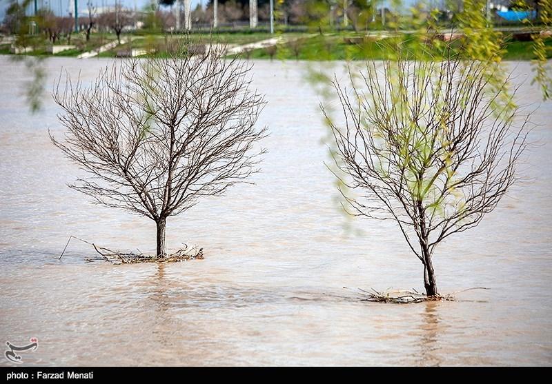 احتمال طغیان رودخانههای فصلی در چهارمحال و بختیاری