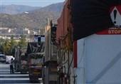 بوشهر|محمولههای منطقه دوم نیروی دریایی سپاه به مناطق سیلزده خوزستان ارسال شد