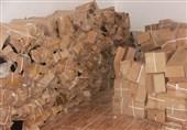 بوشهر 6.7 میلیارد ریال کالای قاچاق در دشتستان کشف شد