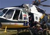 نجات 200 نفر از مردم گرفتار در سیل ایلام توسط نیروی هوافضای سپاه