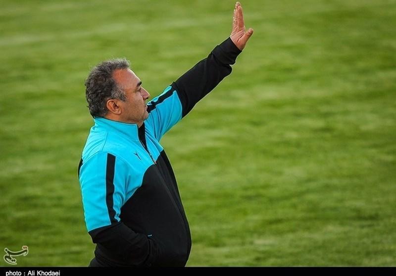 دستنشان: نتایجمان بد نیست اما باید بهتر شویم/ تراکتورسازی 20 بازیکن در حد تیم ملی دارد!