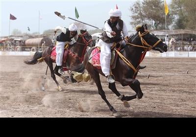 نیزہ بازی، پاکستان کا قدیمی ثقافتی کھیل