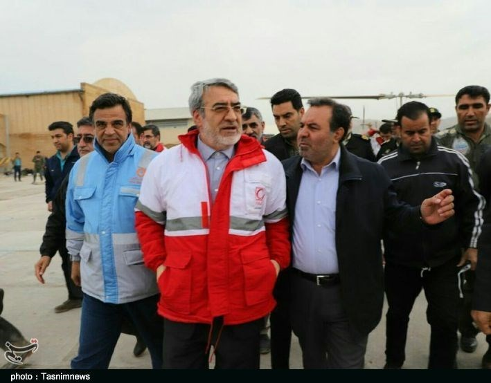 وزیر کشور: بحران سیل در برخی مناطق خوزستان در حال کنترل است/شاهد کاهش سیلاب هستیم