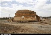 2 سال از ریزش یخچال میرفتاح گذشت/چرا بزرگترین بنای خشتی ایران مرمت نمیشود؟