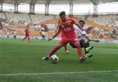لیگ برتر فوتبال| پیروزی یک نیمهای پیکان مقابل فولاد