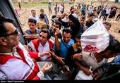 هلال احمر ادعای اخراج سیل زدگان از اردوگاههای اضطراری را تکذیب کرد