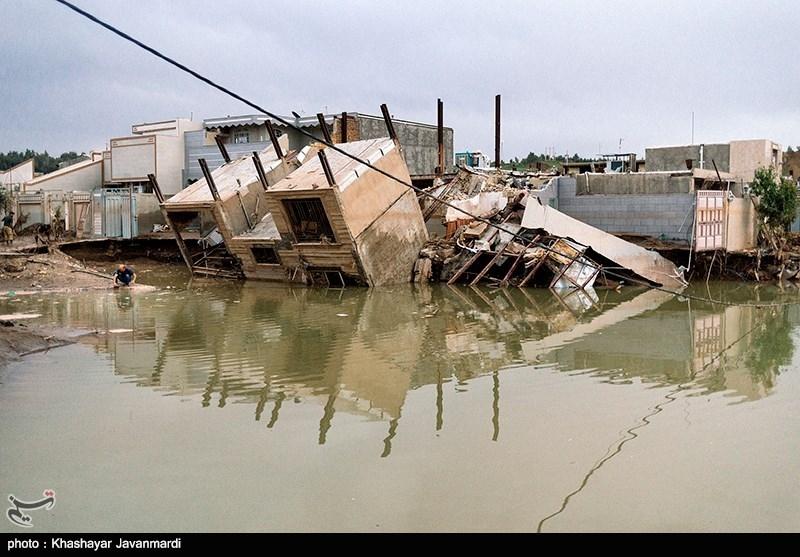 85 مدرسه در لرستان بر اثر سیلاب کاملا تخریب شد؛ از بین رفتن کتاب 7531 دانشآموز