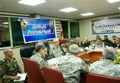 تشکیل جلسه فرماندهی امدادرسانی نیروهای مسلح به ریاست سردار باقری در لرستان