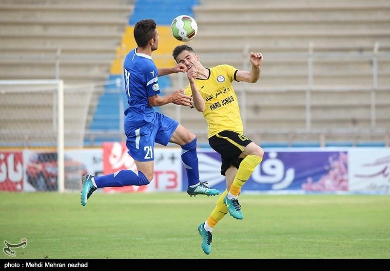 مصاف تدارکاتی پارس جنوبی و استقلال خوزستان