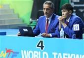 قضاوت مهدوی در مسابقات آنلاین قهرمانی جهان پومسه