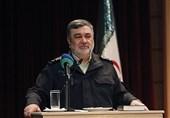 """فرمانده ناجا انتصاب """"سرلشکر سلامی"""" را به فرماندهی کل سپاه تبریک گفت"""