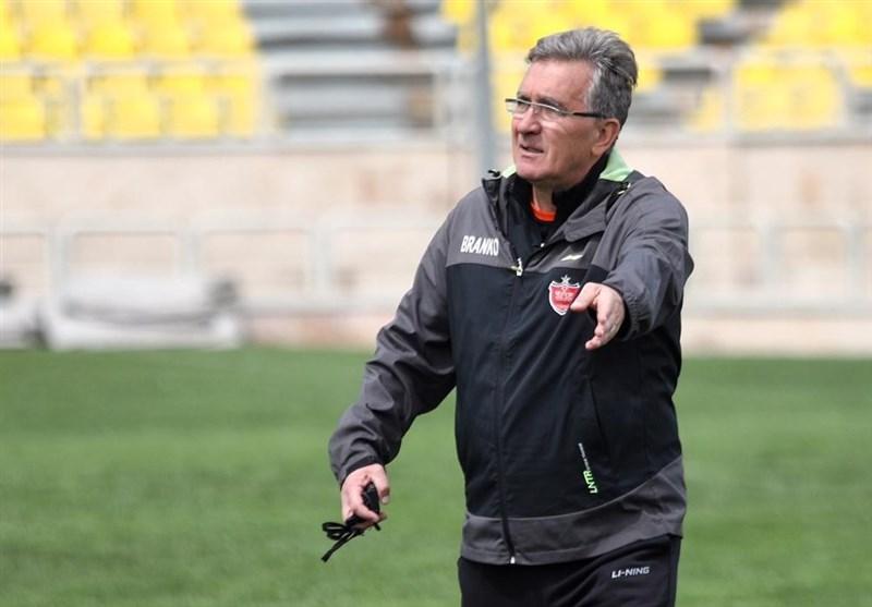 برانکو: در هر سه جام به دنبال اهداف حداکثری هستیم/ پیروزی مقابل الاهلی یک وظیفه بود