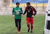 دو پرسپولیسی بازی با سپاهان را از دست دادند/ تلاش بیرانوند برای حضور در نیمه نهایی جام حذفی