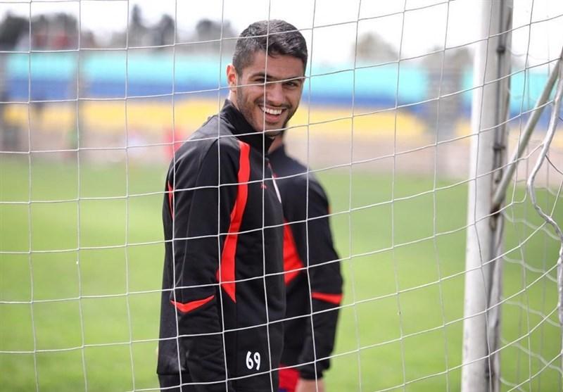 شایان مصلح پس از توافق با باشگاه، از پرسپولیس جدا شد