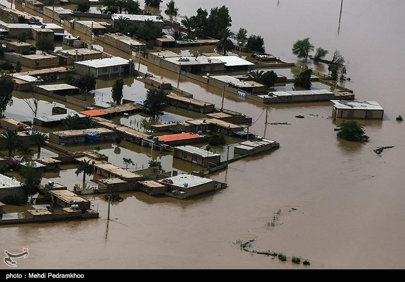 سیلاب 83 هزار و 497 میلیارد ریال به خوزستان خسارت وارد کرد