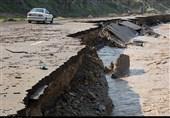 رانش زمین در 30 روستای گلستان؛ 7300 واحدمسکونی براثر سیل تخریب شد