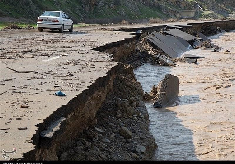 رانش زمین 44 میلیارد تومان به واحدهای مسکونی آزادشهر خسارت زد