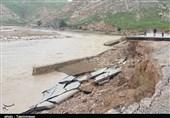 لرستان| قطع راه ارتباطی 6روستا؛ سپاه کردستان در کوهدشت شمالی مستقر شد