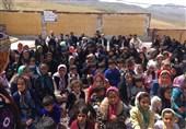 توزیع روزانه یک وعده غذای گرم در مهدهای کودک مناطق سیلزده لرستان