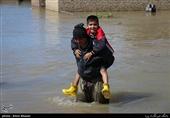 """آغاز پویش """"با مهر تا مهر"""" برای کمک به کودکان سیلزده"""