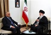 امام خامنهای در دیدار عادل عبدالمهدی: کاری کنید آمریکاییها هرچه زودتر از عراق خارج شوند