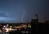 پیش بینی باران و رعد و برق در برخی مناطق کشور