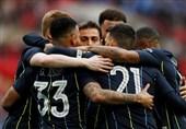 فوتبال جهان|منچسترسیتی با غلبه بر تیم جهانبخش فینالیست جام حذفی انگلیس شد
