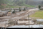 51 نقطه اضطراری در خطر سیل استان لرستان شناسایی شد