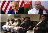 گزارش تسنیم  نگاهی به اختلاف دولت افغانستان و آمریکا درباره مذاکرات صلح با طالبان