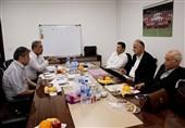 برگزاری جلسه هیئت مدیره باشگاه پرسپولیس در جم